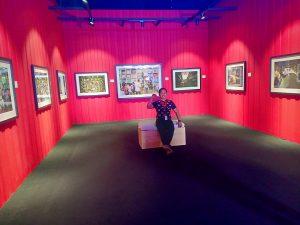 Exhibition Photos taken at Dubai World Trade Center